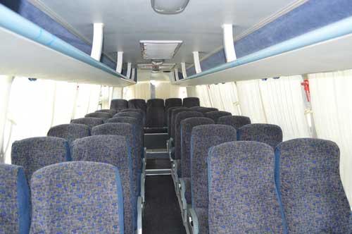 автобус ютонг аренда